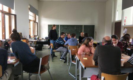 startvergadering ZULU Xaverius college